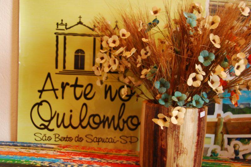 Arte no Quilombo 1